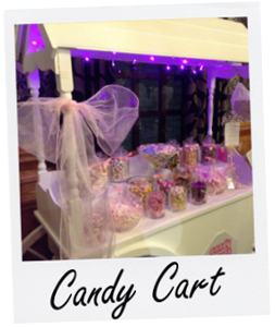 Candy Cart Hire in Glasgow